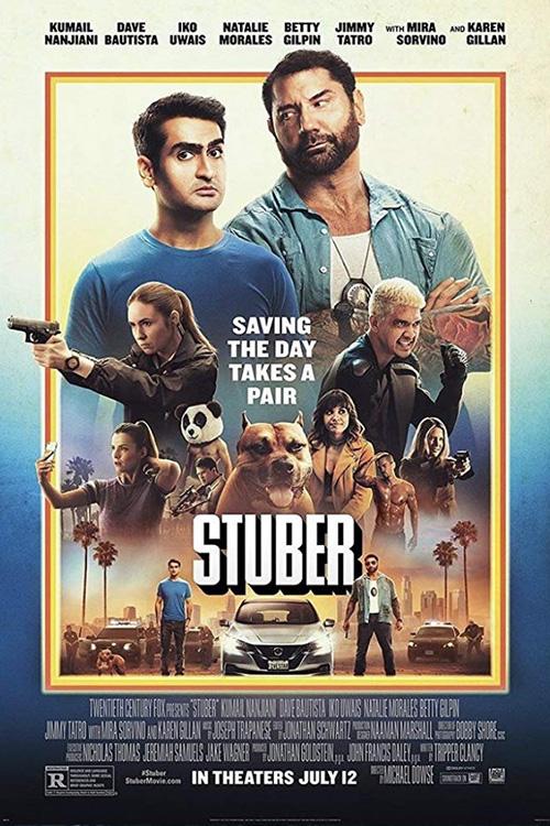 Download Film Stuber (2019) Full Movie Indonesia