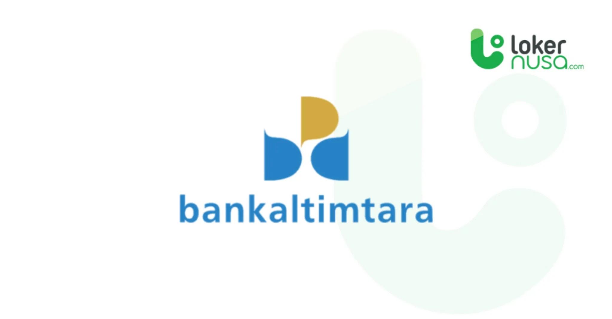 Lowongan Kerja Kalimantan Bank Kaltimtara