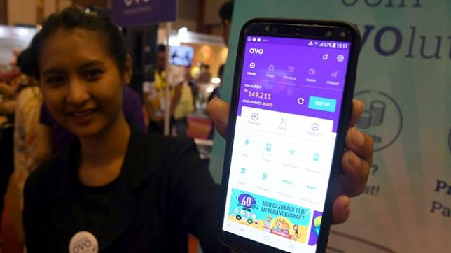 Dompet digital terbaik di indonesia
