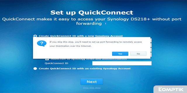 Pengertian dan Panduan Konfigurasi Synology NAS