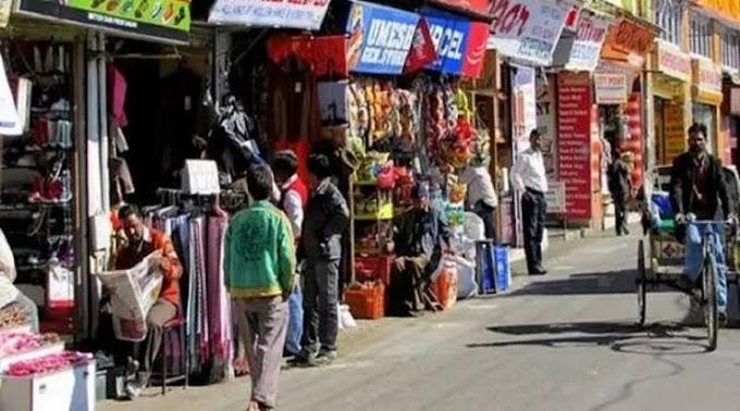 भोपाल में सुबह 11 से शाम 5 बजे तक दुकानें खोलने के आदेश जारी।