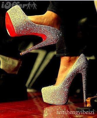 Zapatos para fiesta de quinceañera