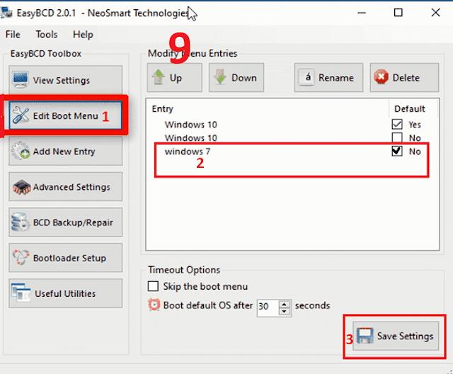 فرمتة حاسوبك بدون الحاجة قرص DVD او فلاشة USB بسهولة
