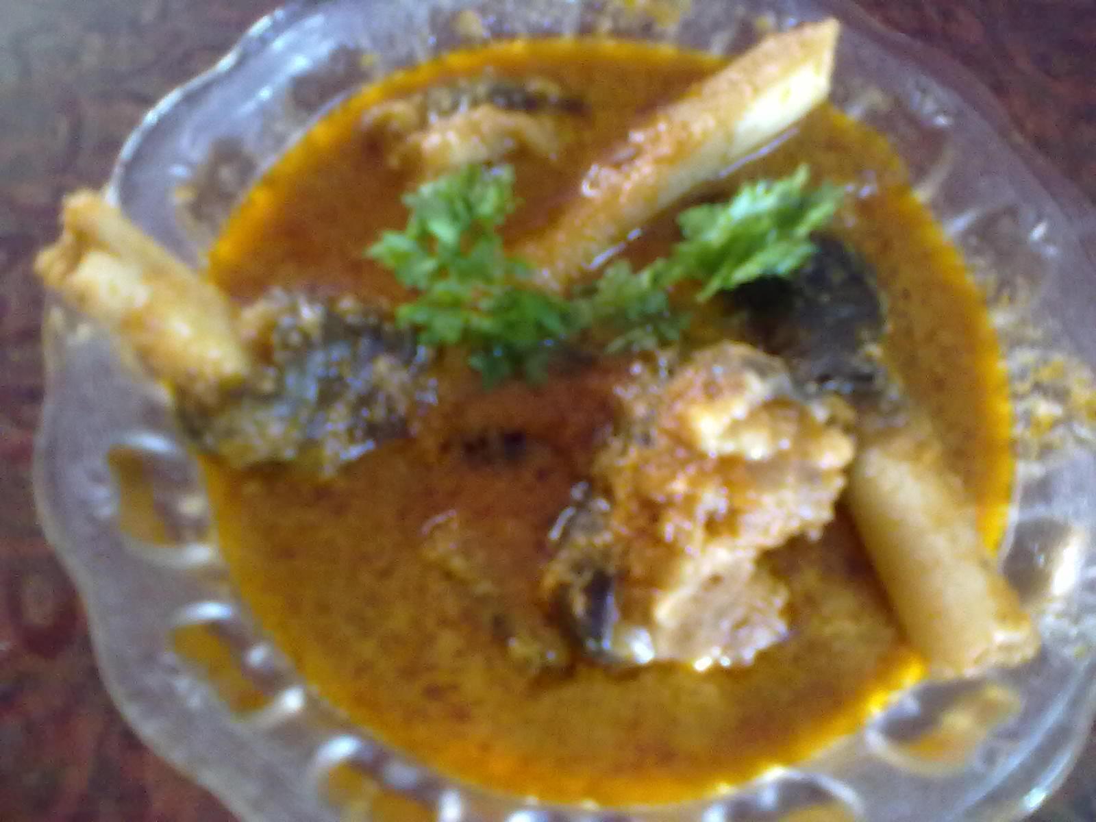 Pandugappa Fish Curry   Neeru's Kitchen