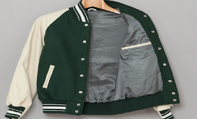 jaket varsity hoodie