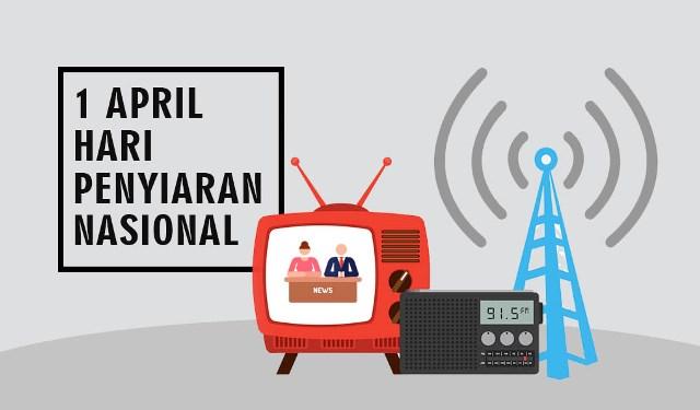 Hari Penyiaran Nasional 1 April 2021 Digelar di Solo