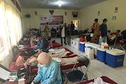 UTD PMI Kabupaten Garut, Gelar Kegiatan Donor Darah di Cisewu