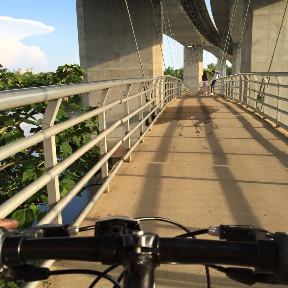 The Pure Gal Mountain Biking In Richmond Va