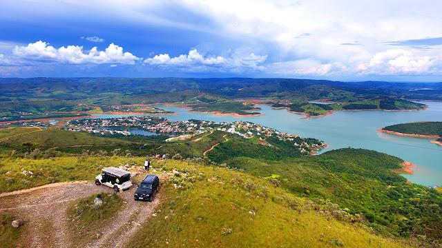 Morro do Chapéu - Capitólio - MG -  http://goldenseacapitolio.com.br/