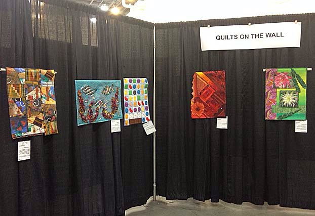 Appearances exhibit at Glendale Quilt Show