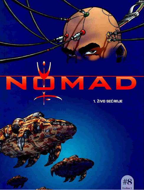 Zivo Secanje - Nomad