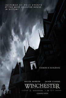 Winchester: The House That Ghosts Built - Poster & Trailer