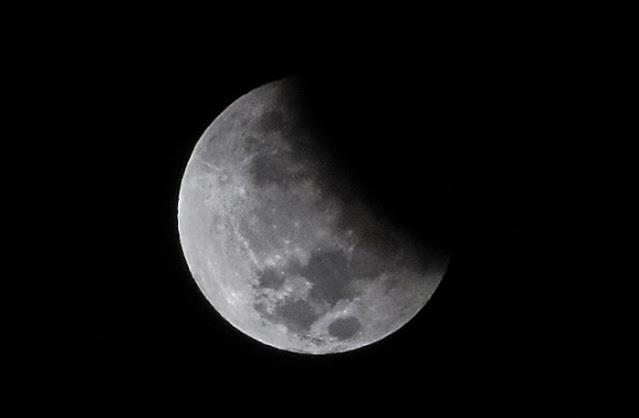 Langka! Gerhana Bulan Total 26 Mei Terjadi 195 Tahun Sekali