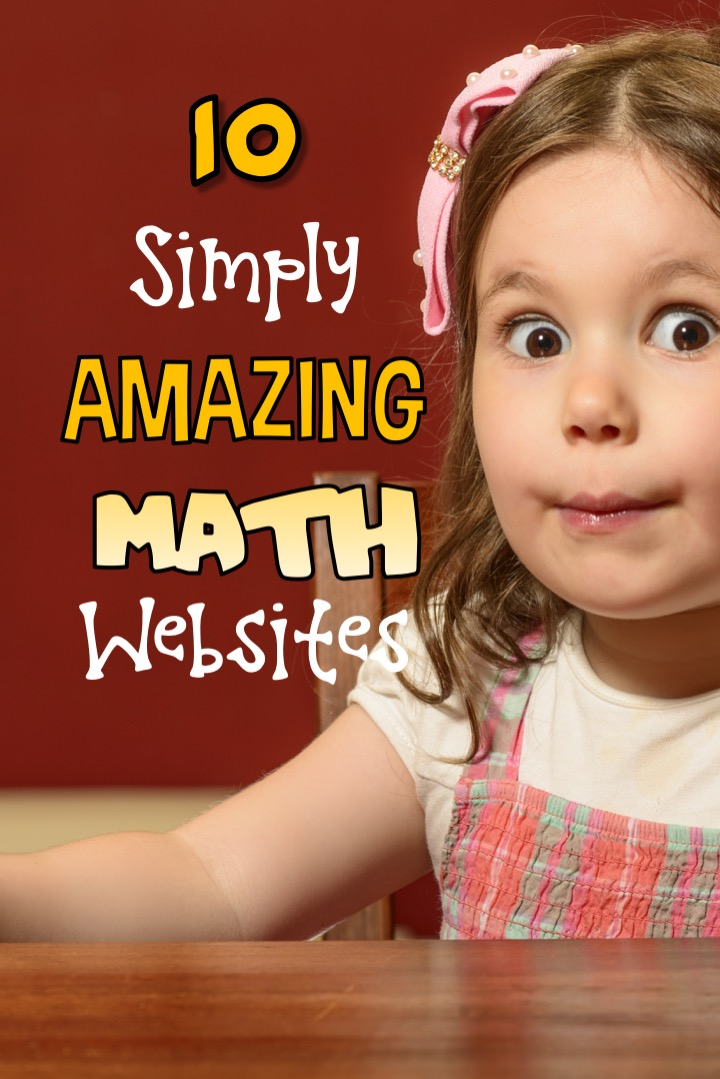 Dragon's Den Curriculum: 10 Simply Amazing Math Websites