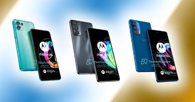 الكشف الكامل عن سلسلة هواتف Motorola Edge 20 و Edge 20 Pro و Edge 20 Lite