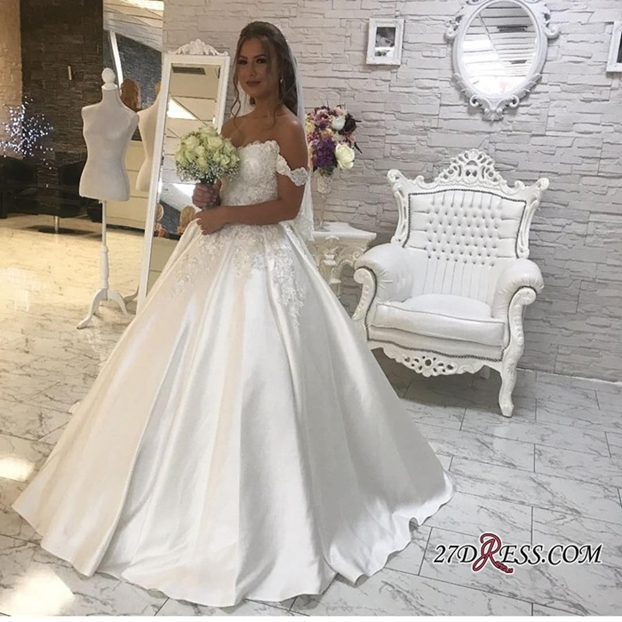 https://www.27dress.com/p/glamorous-off-the-shoulder-ball-gown-lace-wedding-dress-107053.html