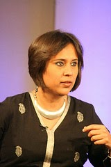 Barkha Dutt, Indian female journalist famous
