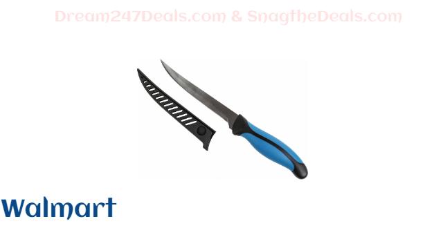 """Ozark Trail Fillet Knife, 6"""" ONLY $2.97"""