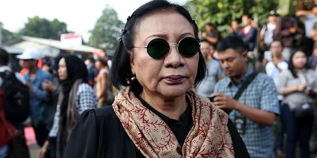 Ratna Sarumpaet Ribut Soal Duit Transferan 23,9 Trilyun dari Raja-raja Nusantara, PDIP: Kasihan Mungkin Kena Penipuan Modus Lama