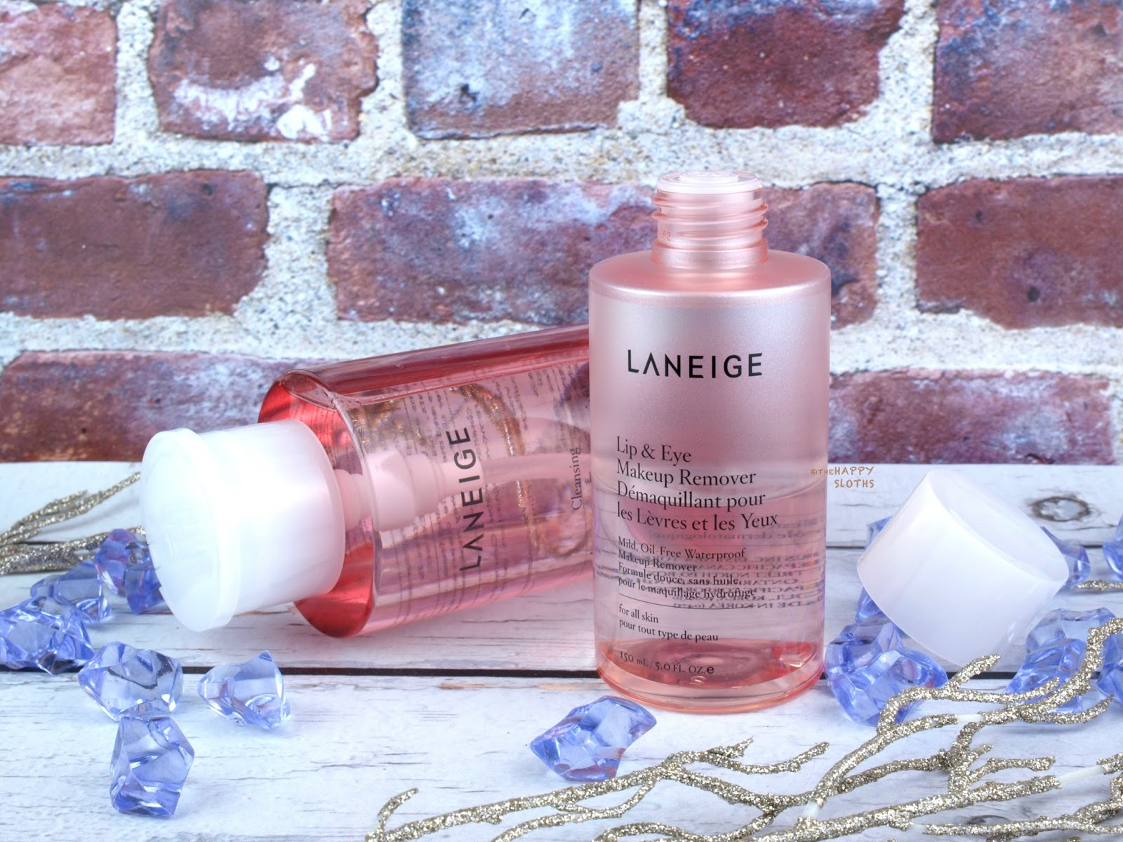 LANEIGE Lip & Eye Makeup Remover: Review