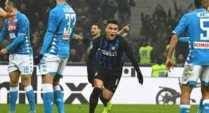 مشاهدة مباراة إنتر ميلان ونابولي بث مباشر اليوم 6-1-2020 في الدوري الايطالي