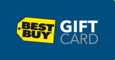 Best Buy Gift Cards-How do you get?