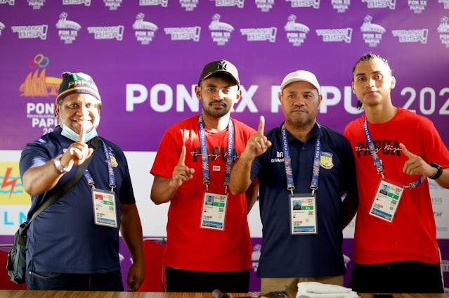 Kalahkan Jawa Timur 5-1, Tim Futsal Papua Masuk Final PON XX