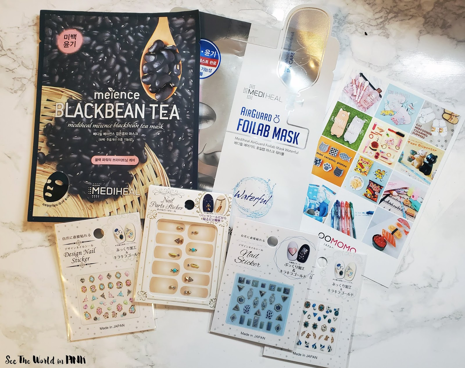 January 2020 What I Bought - Monthly Haul!