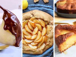 Que faire avec des poires ? Gâteaux, desserts, 10 idées recettes !