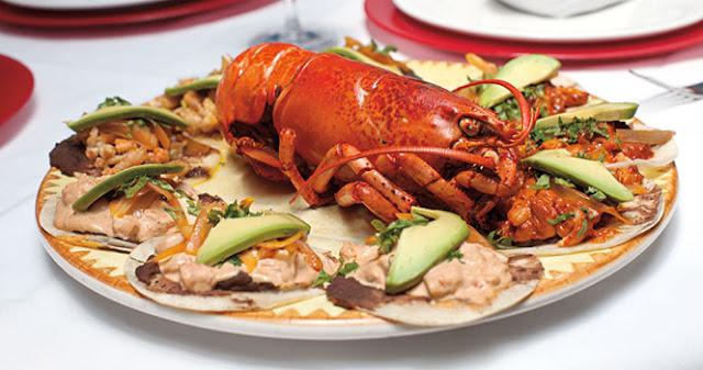 Gastronomía Bacalar Quintana Roo
