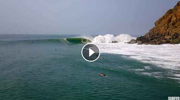 The Mainland Mexico Point Breaks Of Your Dreams SURFER Magazine July 2018