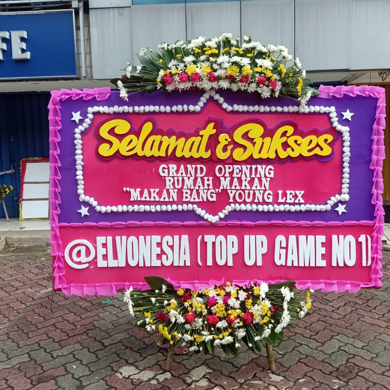Bunga Papan Selamat Sukses 004