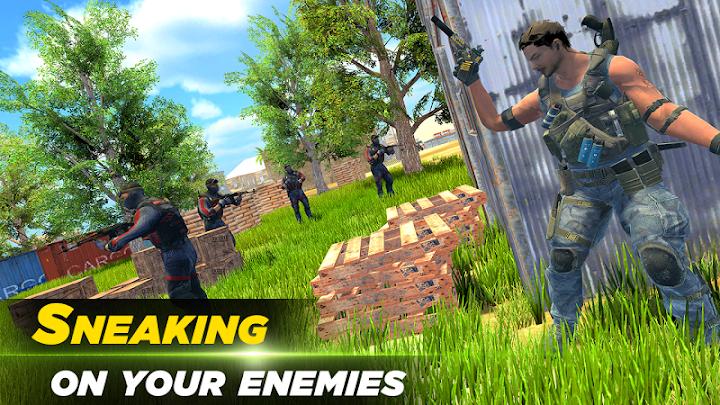 Free Gun Fire Battlegrounds Survival: FPS Shooting Mod