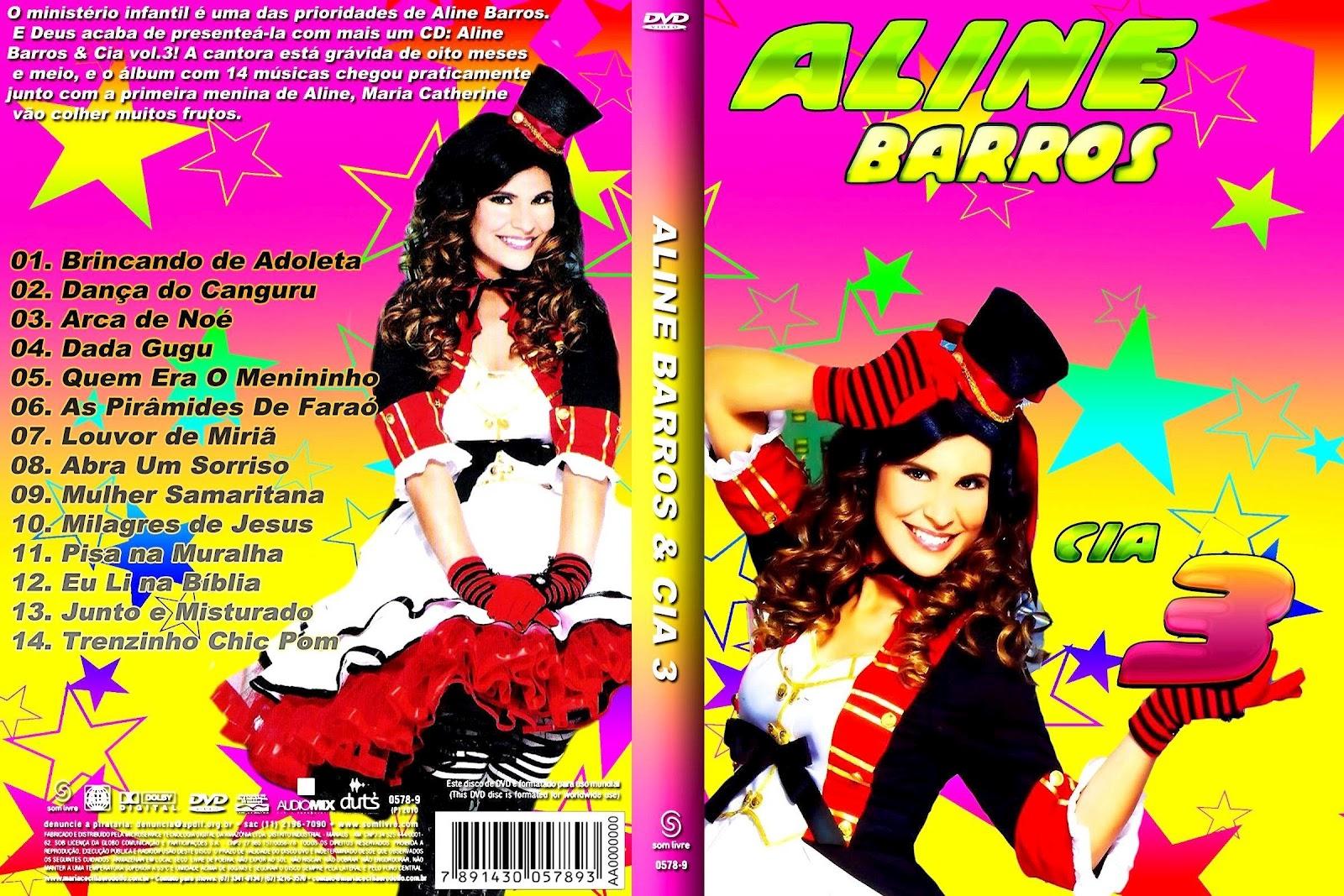 ALINE BARROS CIA 1 AVI E BAIXAR DVD
