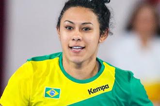 Elaine Gomes é afastada da seleção feminina de handebol por possível caso de doping