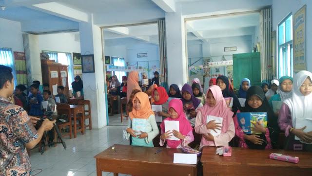 Sutejo: Motivasi Belajar Anak SDN Koripan
