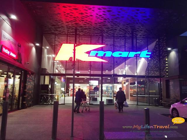 Kmart Shopping Mall