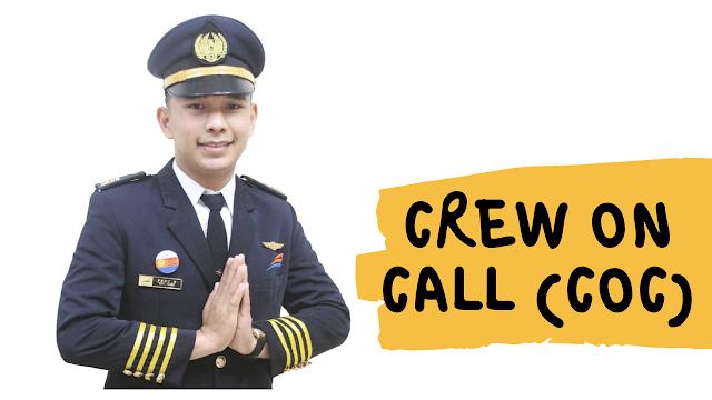 Crew On Call (COC) ini adalah sebagai presensi untuk kondektur, atau istilah secara umumnya Work From Home (WFH)4