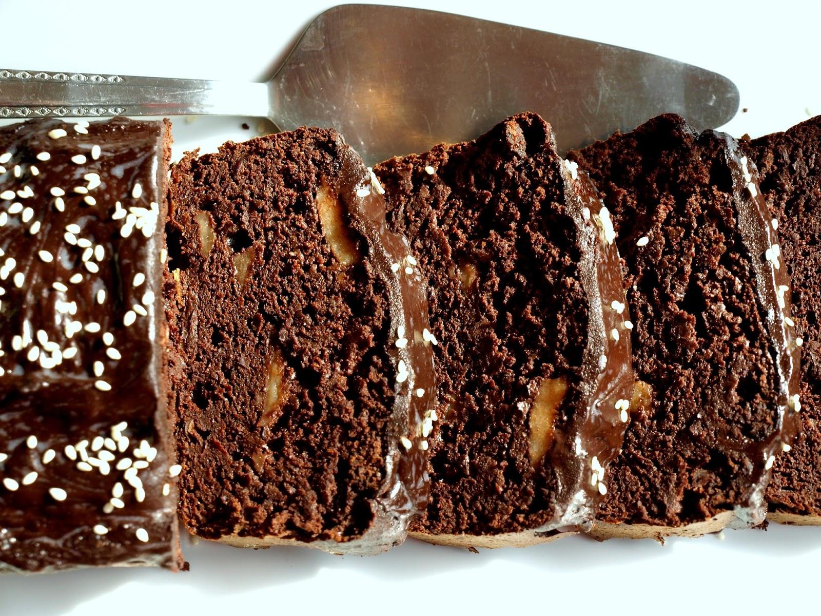 Ciasto z fasoli- bez cukru i mąki