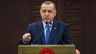 أردوغان: سنواصل تطهير أوكار الإرهابيين في سوريا بأنفسنا