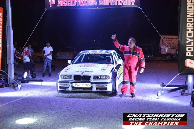 Επιτυχημένη παρουσία στην 1η Δεξιοτεχνία Αυτοκινήτων  στο Αμύνταιο για την ομάδα του Τάσου Χατζηχρήστου.