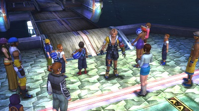 Final Fantasy X/X-2 HD Remaster Gameplay