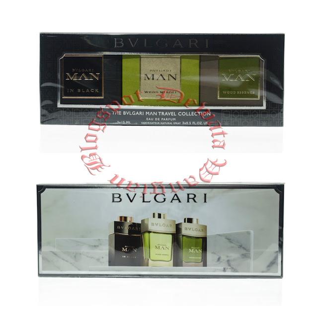 BVLGARI MAN Travel Collection Set