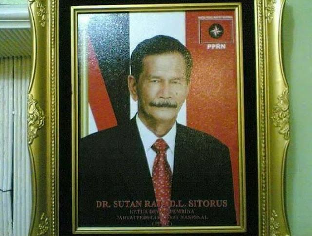 DL Sitorus dari Anak Hatoban menjadi Raja Sawit Yang Dihormati