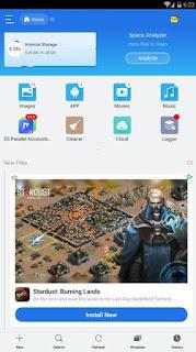 Descargar ES File Explorer (El mejor Explorador de Archivos para Android) gratis para android 2020 5