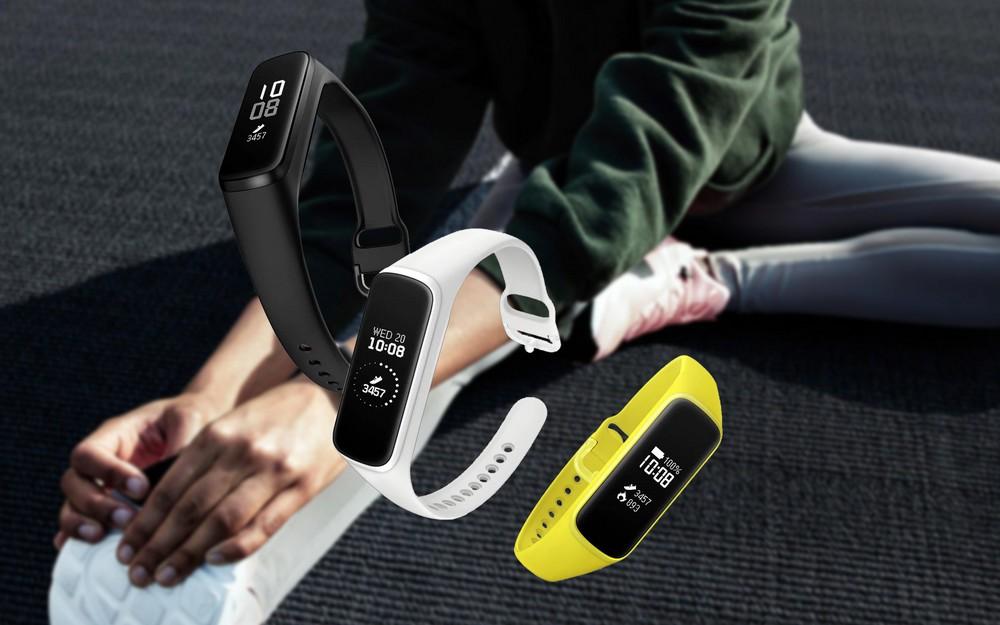 سامسونج تبدأ بإصدار أول تحديث لإسوارة اللياقة البدنية Samsung Galaxy Fit