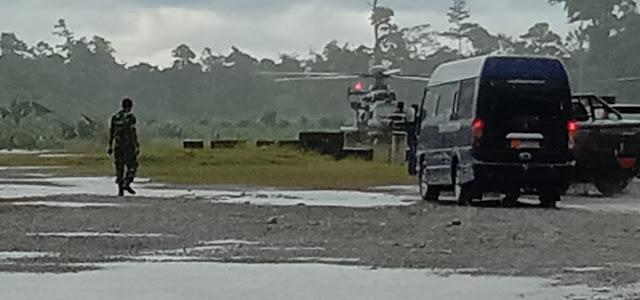 Dua Prajurit TNI Gugur Dalam Kontak Senjata Dengan KKB Di Papua