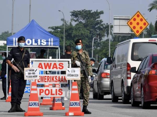 PKP Dilanjutkan Hanya Melibatkan Selangor, Kuala Lumpur, Johor Dan Pulau Pinang Sahaja