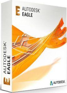 Autodesk EAGLE Premium 9.6.0 poster box cover