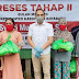 Reses Saat Corona, Ketua  DPRD Kotabaru Bagikan Ratusan Paket Sembako